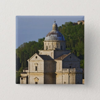 Italy, Tuscany, Montepulciano. Church of San Button