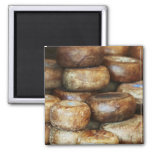 Italy,Tuscany,Pienza 2 2 Inch Square Magnet