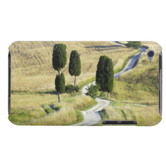 Italy, Tuscany, Pienza, Val d'Orcia, Cypress Case-Mate iPod Touch Case