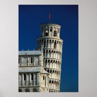 Italy, Tuscany, Pisa, Campo dei Miracoli. Poster
