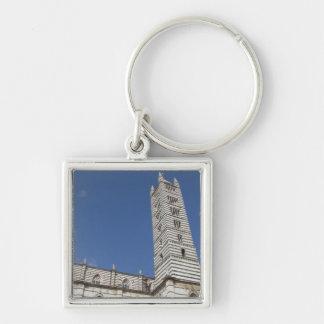 Italy, Tuscany, Siena. The Duomo. Keychain