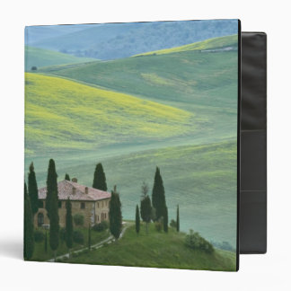 Italy, Tuscany. The Belvedere or beautiful 3 Ring Binder