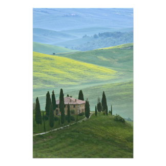 Italy, Tuscany. The Belvedere or beautiful Photo Print
