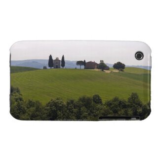 Italy, Tuscany, Val D'Orcia, Landscape 2 Case-Mate iPhone 3 Case