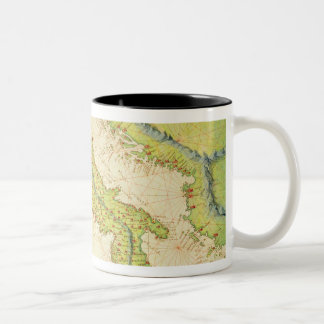 Italy Two-Tone Coffee Mug