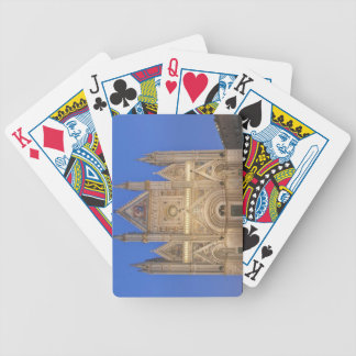 Italy, Umbria, Orvieto, Orvieto Cathedral Bicycle Playing Cards