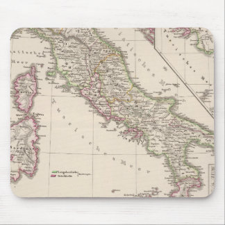 Italy under the Lombards Mouse Pad
