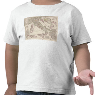 Italy under the Lombards T-shirts