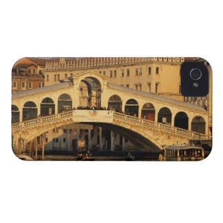 Italy, Veneto, Venice, Canal Grande and Rialto iPhone 4 Case-Mate Case