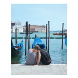 Italy Venezian Romance Photo