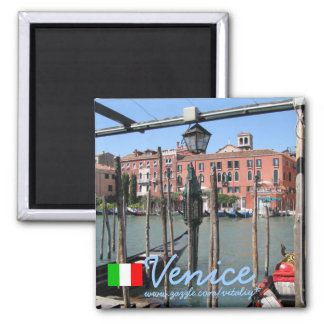 Italy Venice cool magnet design