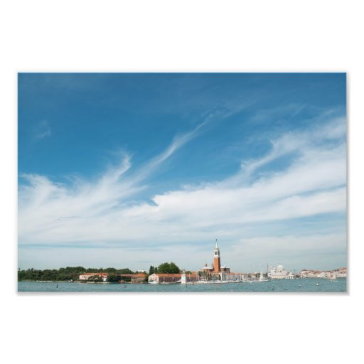 Italy Venice From The Water Photo