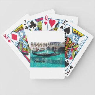 Italy Venice - Gondola! (St.K) Card Decks