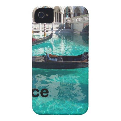 Italy Venice - Gondola! (St.K) Case-Mate iPhone 4 Case