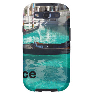 Italy Venice - Gondola! (St.K) Samsung Galaxy SIII Case