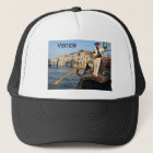 Italy Venice gondola (St.K) Trucker Hat