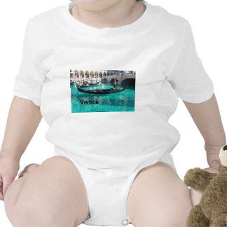 Italy Venice - Gondola! (St.K) Baby Bodysuits