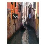 Italy Venice Gondolier Photo