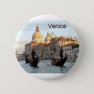 Italy Venice Grand Canal (St.K) Button