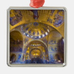 Italy, Venice. Interior of St. Marks Cathedral. Ornament