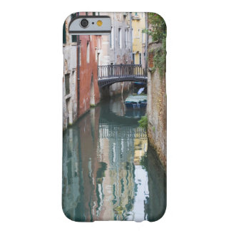 Italy, Venice, Reflections and Small Bridge of Barely There iPhone 6 Case