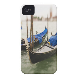 Italy, Venice, Selective Focus of Gondola in the iPhone 4 Case-Mate Case