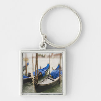Italy, Venice, Selective Focus of Gondola in the Keychain