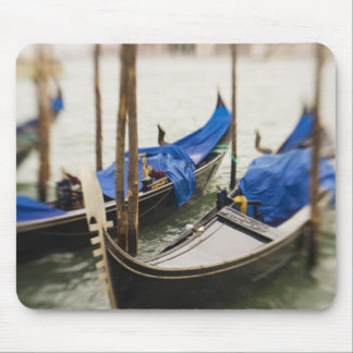 Italy, Venice, Selective Focus of Gondola in the Mouse Pad