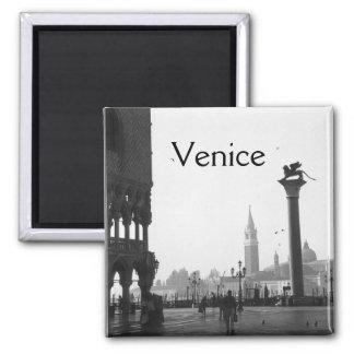 Italy Venice Souvenir Magnet Winged Lion
