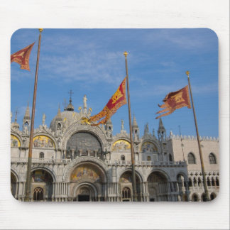 Italy, Venice, St. Mark's Basilica in St. Mark's Mouse Pad