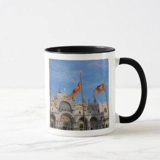 Italy, Venice, St. Mark's Basilica in St. Mark's Mug