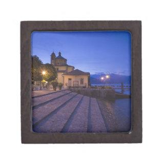 Italy, Verbano-Cusio-Ossola Province, Cannobio. Jewelry Box