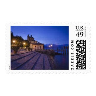 Italy, Verbano-Cusio-Ossola Province, Cannobio. Postage