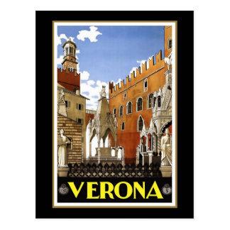 Italy Verona Postcard