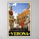 Italy Verona Poster