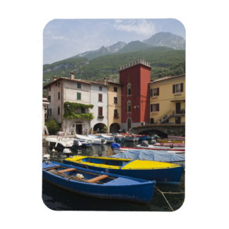 Italy, Verona Province, Malcesine. Cassone old 2 Magnet
