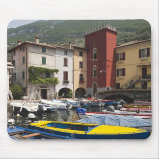 Italy, Verona Province, Malcesine. Cassone old 2 Mouse Pad