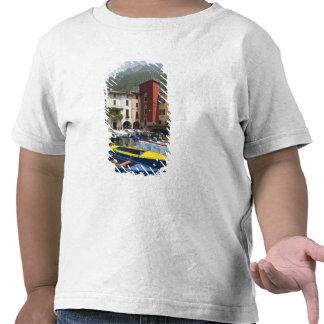 Italy, Verona Province, Malcesine. Cassone old 2 Tshirt