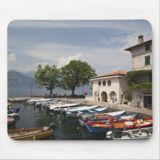 Italy, Verona Province, Malcesine. Cassone old Mouse Pad
