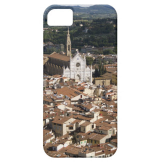 Italy, View of Florence with Church of Santa 2 iPhone SE/5/5s Case