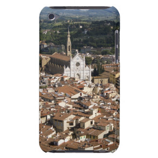 Italy, View of Florence with Church of Santa 2 iPod Touch Case-Mate Case