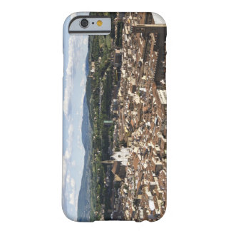 Italy, View of Florence with Church of Santa Barely There iPhone 6 Case