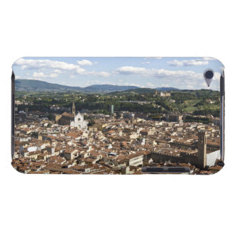 Italy, View of Florence with Church of Santa Case-Mate iPod Touch Case