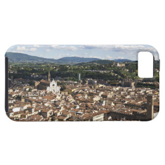 Italy, View of Florence with Church of Santa iPhone SE/5/5s Case
