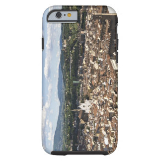 Italy, View of Florence with Church of Santa Tough iPhone 6 Case