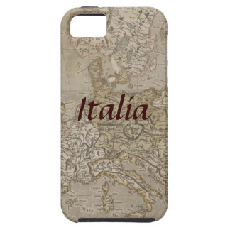 Italy Vintage Map Case