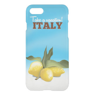 Italy vintage travel iPhone 8/7 case
