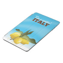 Italy vintage travel poster iPad mini cover