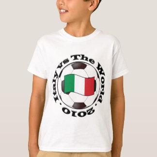 Italy vs The World T-Shirt