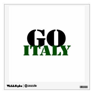 Italy Wall Sticker